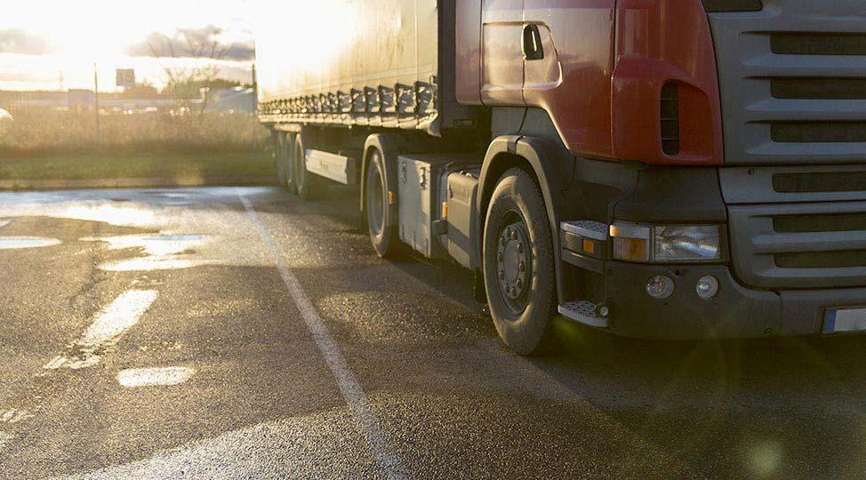 ¿Conoces las excepciones para mover un camión en tiempo de descanso?