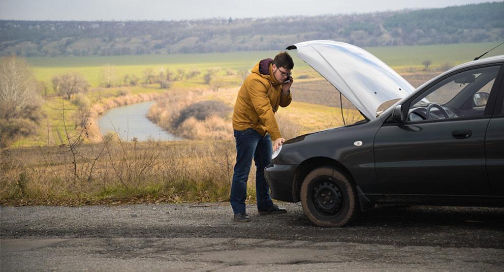 10 provincias con mayor número de siniestros en vehículos