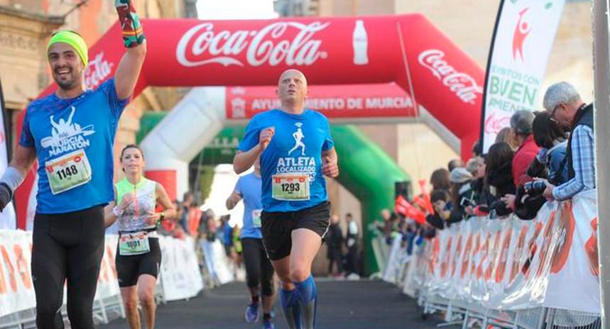 """Work&Track con el deporte. Participamos en """"Murcia Maratón 2019"""""""