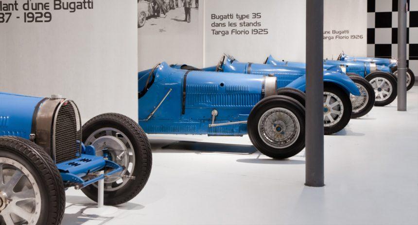 Los mejores museos de automóviles del mundo