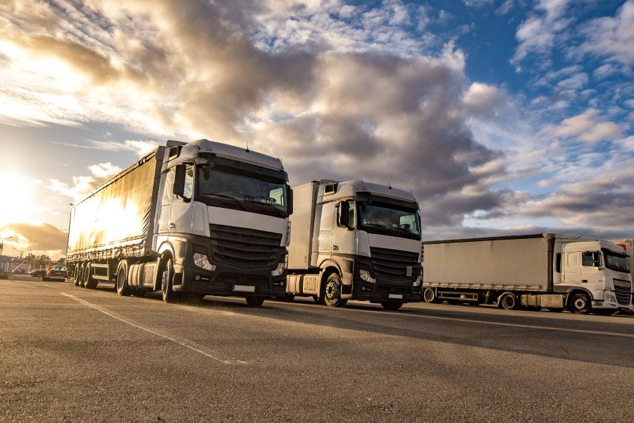 Plataforma de gestión de flotas GPS y servicios logísticos